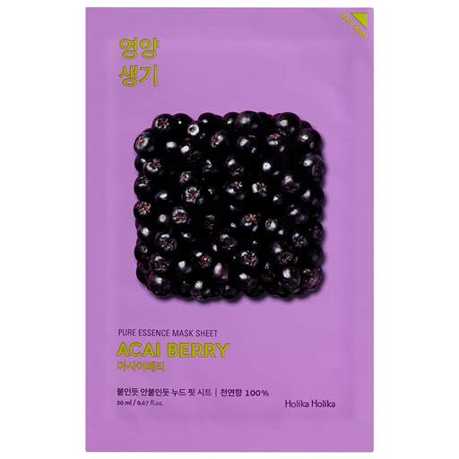 Holika-Holika-Pure-Essence-Mask-Sheet-Acai-Berry