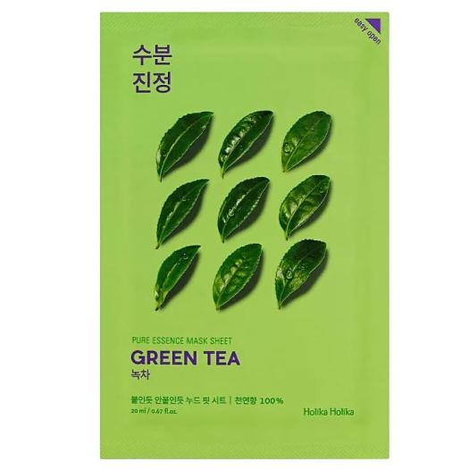 Holika-Holika-Pure-Essence-Mask-Sheet-green-tea